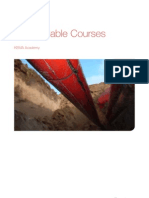 Brochure Power Cable Courses