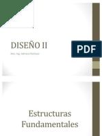 DISEÑO II_Estructuras Fundamentales_1
