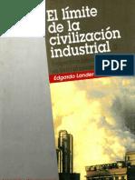 El límite de la civilización industrial