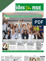 Suplemento de Diario de Los Andes RSE:Empresas que generan confianza.  Diciembre 2011