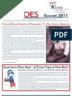 Casastlcounty Summer Newsletter