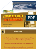 Estado del e-Learning