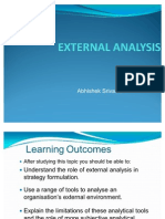externalanalysisstrategicmanagementljmu-12778920009027-phpapp02