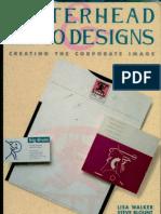 Letterhead Logo- Designs