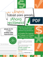 SmartTax Spanish Flyer 2012