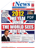 First News Issue 291 Jan 6th 2012