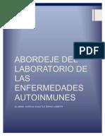 Abordeje Del Lab Oratorio de Las Enfermedades Autoinmunes (2)