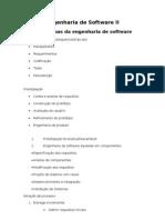 Engenharia de Software II