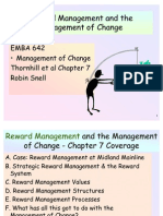Reward Management
