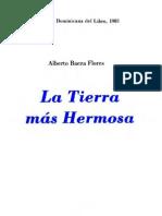 Alberto Baeza Flores - La tierra más hermosa