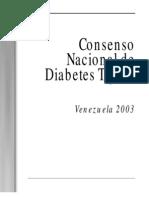 Consenso Venezolano de Dm