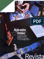 Revista o Globo - Maçonaria