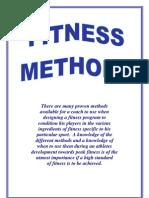 Fitness Methods