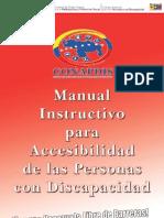 Manual Accesibilidad Conapdis-Venezuela