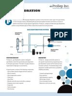 Gas Dehydration (TEG)