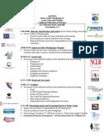 Access Gaps and Facilities Agenda 10-28