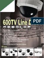 4. Hb 600tvl Dnr Cameras