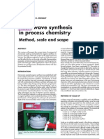 Jonathan D. Moseley- Microwave synthesis in process chemistry