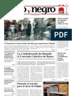 Rojo y Negro, nº 204, julio-agosto 2007