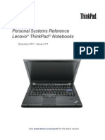 ~ ThinkPad Models - Tabook (2011.12-Dec v.4.11)