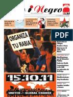 Rojo y Negro, nº 250, octubre 2011