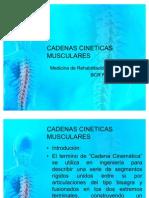 Clase Cadena Cineticas Cerrada y Abieta