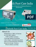 Diabetik Foot Care Tamil Nadu India