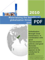 Globalization Trade and Development