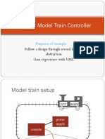 Chapter1 Train UML Example