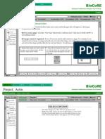 BioCoRE Notebook Prototype