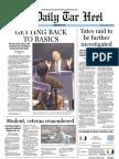 The Daily Tar Heel for January 10, 2012