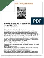 ConversationsTuriyananda