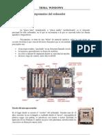 01 Componentes Del Ordenador