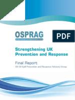 OSPRAG Final Report 2011