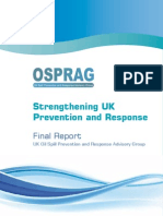 OSPRAG Final Report 2011