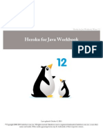 Workbook Java Heroku