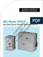 3TW42 DOL Starter
