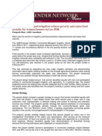 GNN Dec 2011 - Case Study - Lao PDR