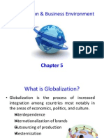 Globalization & Business Environment