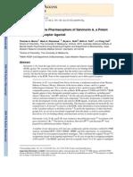 Thomas A. Munro et al- Studies Toward the Pharmacophore of Salvinorin A, a Potent Kappa Opioid Receptor Agonist
