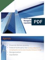 Tugas Presentasi FM - Bankcruptcy Restructurization And Reorganization