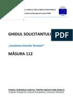 GHIDUL_SOLICITANTULUI_pentru_Masura_112_-_Varianta_FINALA_Mai_2011[1]