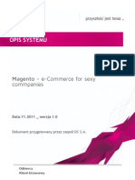Magento – e-Commerce for sexy commpanies