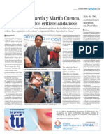 """""""Los españoles del Western"""", de Juan Gabriel García (Editorial Círculo Rojo) premiado en ASECAN. La Voz de Almería."""