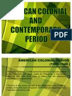 13.American & Contemporary