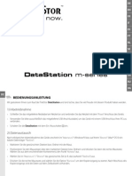 Manual Data Station Maxi M-series v1-10 All