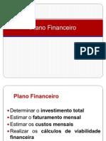 Unidade III - 4 - Plano Financeiro
