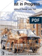 The Past in Progress - Thames Valley Park - booklet