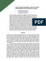 Studies in Education 2007 Bahasa Dan Bahan Sastera