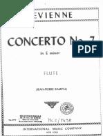 Devienne Concerto nr. 7